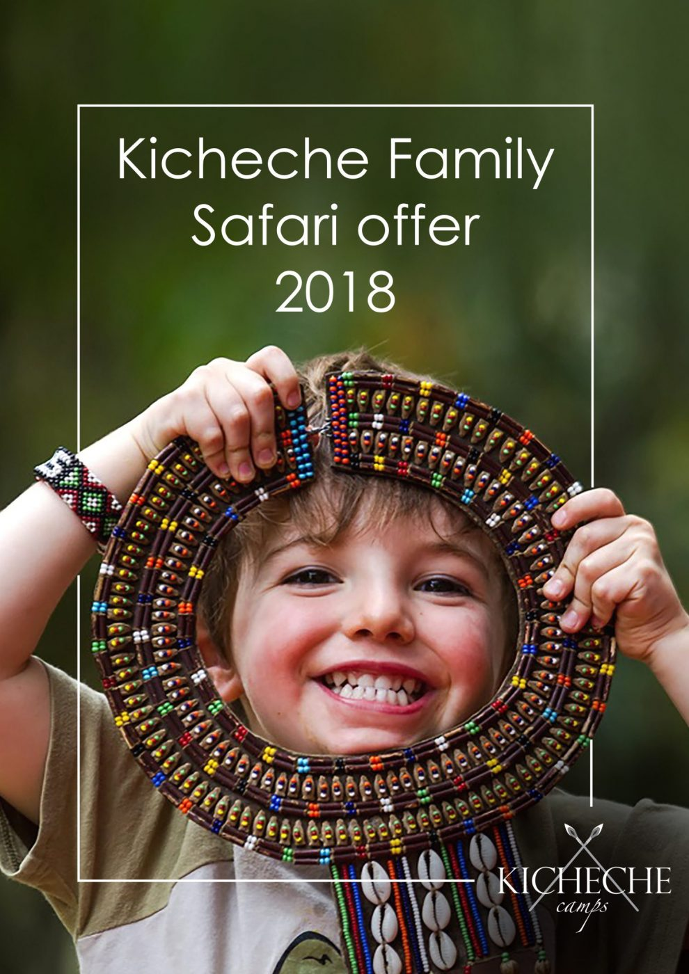 Kicheche Conservancy Collection Family offer '18