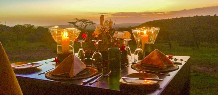 """""""Our stay at Kicheche Valley camp has been one of our most memorable experiences in Africa"""""""